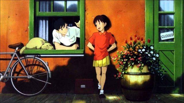 耳をすませば アニメ あらすじ ネタバレ 結末の感想